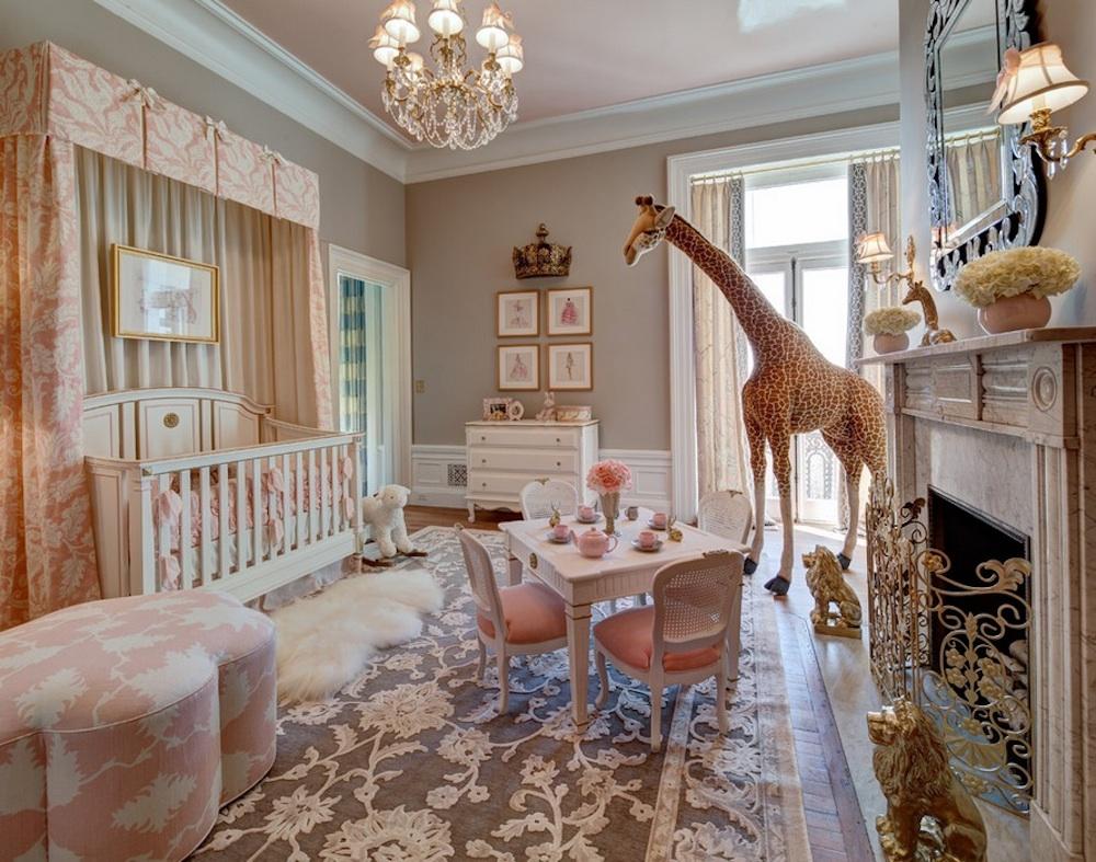 Эксклюзивная детская комната