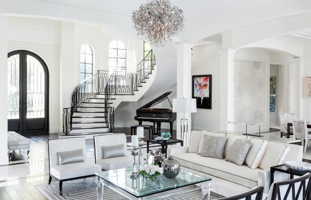 Как создавать роскошные интерьеры в доме