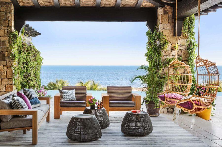 Средиземноморский стиль интерьера